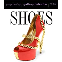 Shoes Page-A-Day Gallery Calendar 2016