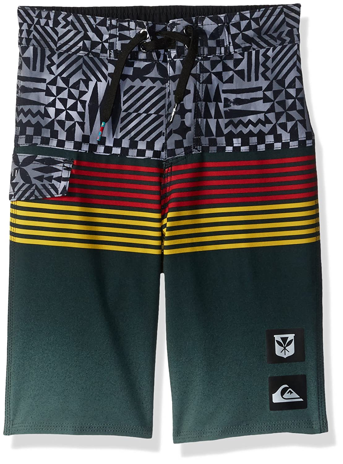 Quiksilver Boys' Little Highline Division Hawaii Youth Boardshort Swim Trunk
