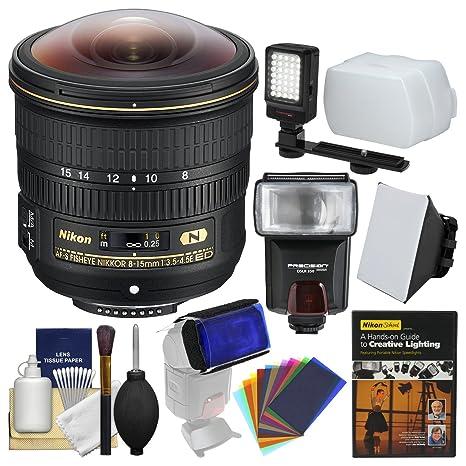Review Nikon 8-15mm f/3.5-4.5E ED