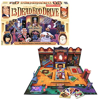 13 Dead End Drive: Toys & Games