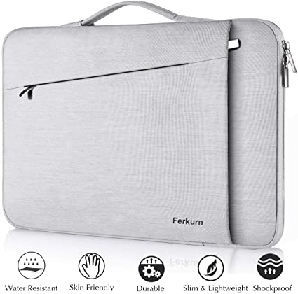 360° Protective 15.6in Laptop Sleeve Case for Acer Chromebook Dell Inspiron 15.