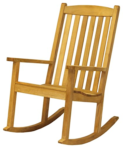 Three Birds Casual Brittany Rocker, Teak