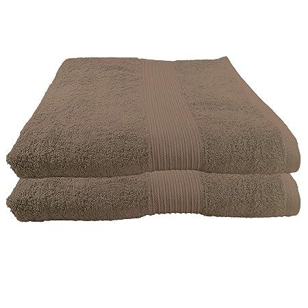Julie julsen Toallas de mano B-Ware, algodón, nogal, 80 x 200 cm ...