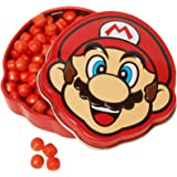 Super Mario Bros. Nintendo Brick Breakin' Candies / Candy / Bonbons: Mario Head 6.5 cm (Inhalt 19.8 g)