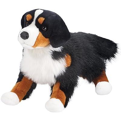 Douglas Alps Bernese Mountain Dog Plush Stuffed Animal: Toys & Games