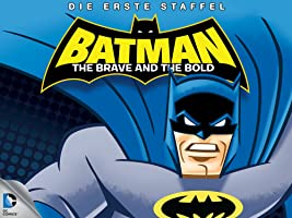 Batman: The Brave and the Bold - Staffel 1 [dt./OV]