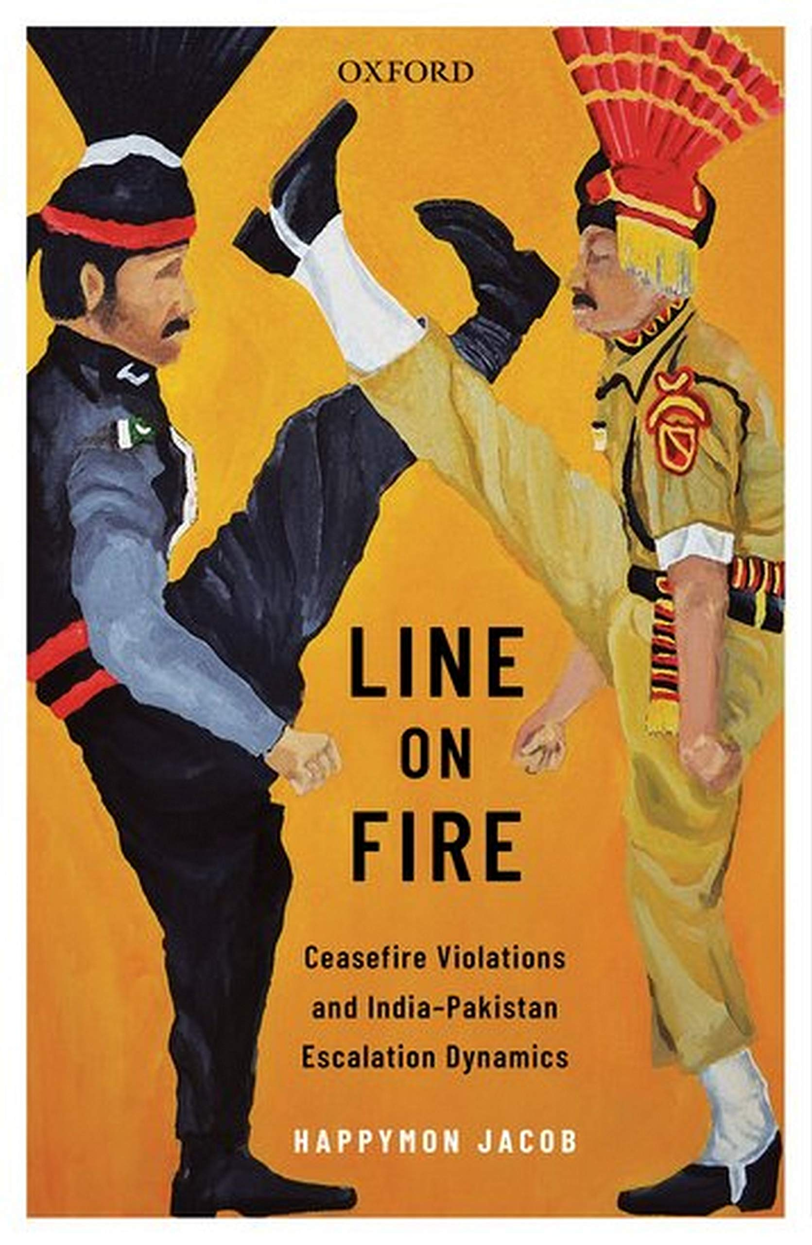 Buy Line on Fire: Ceasefire Violations and India-Pakistan