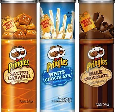 Pringles Limited Edition patatas fritas Set de regalo elegir ...