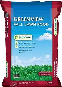 GreenView Fall Lawn Food - 48 lb. bag, Covers 15,000 sq. ft