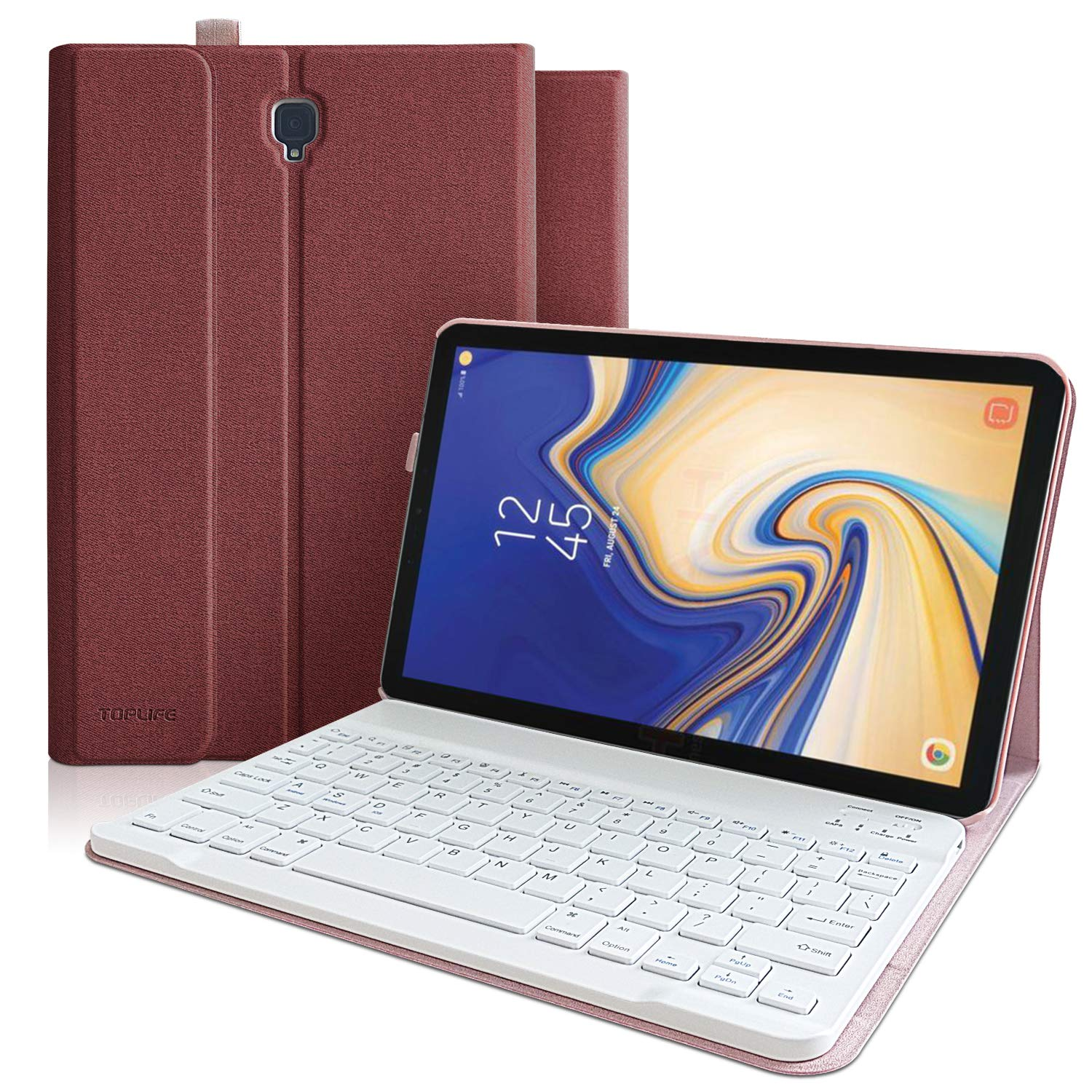 Funda + Teclado Galaxy Tab S4 10.5 HOTLIFE [7PS12CSM]