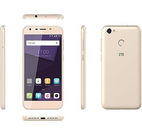 ZTE Blade A910 Dual SIM 4G 16GB Gold: Zte: Amazon.es: Electrónica