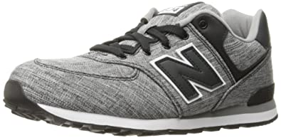 New Balance 373, Baskets Mixte Enfant, Noir (Black), 31 EU