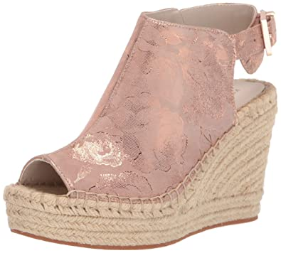 b0b95a82d59 Amazon.com  Kenneth Cole New York Women s 7 Olivia Espadrille Wedge ...