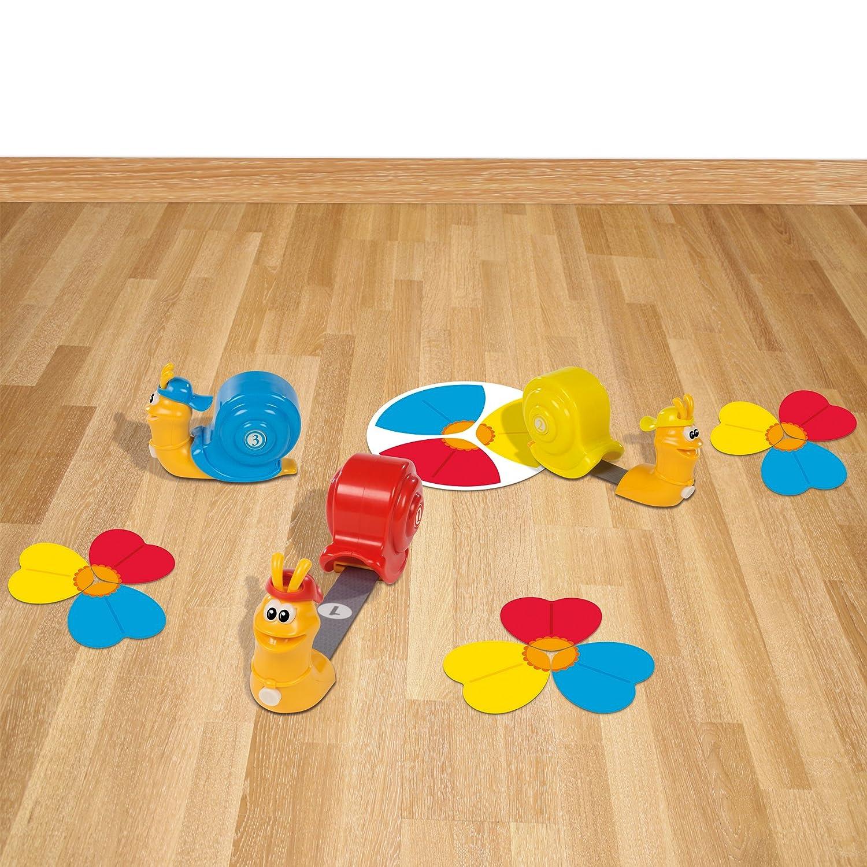 juego de mesa educativo Diset Caracoles Go