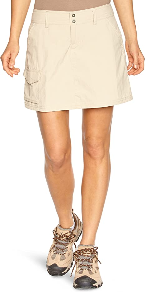 Columbia Silver Ridge Skort Al4006 Falda pantalón, Mujer: Amazon ...