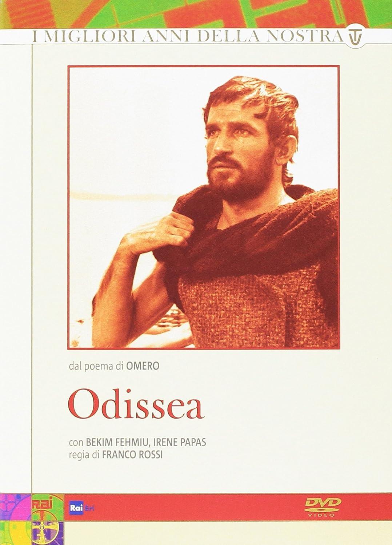 Amazon Com Odissea 3 Dvd Box Set Dvd Italian Import Irene Papas Scilla Gabel Mario Bava Movies Tv