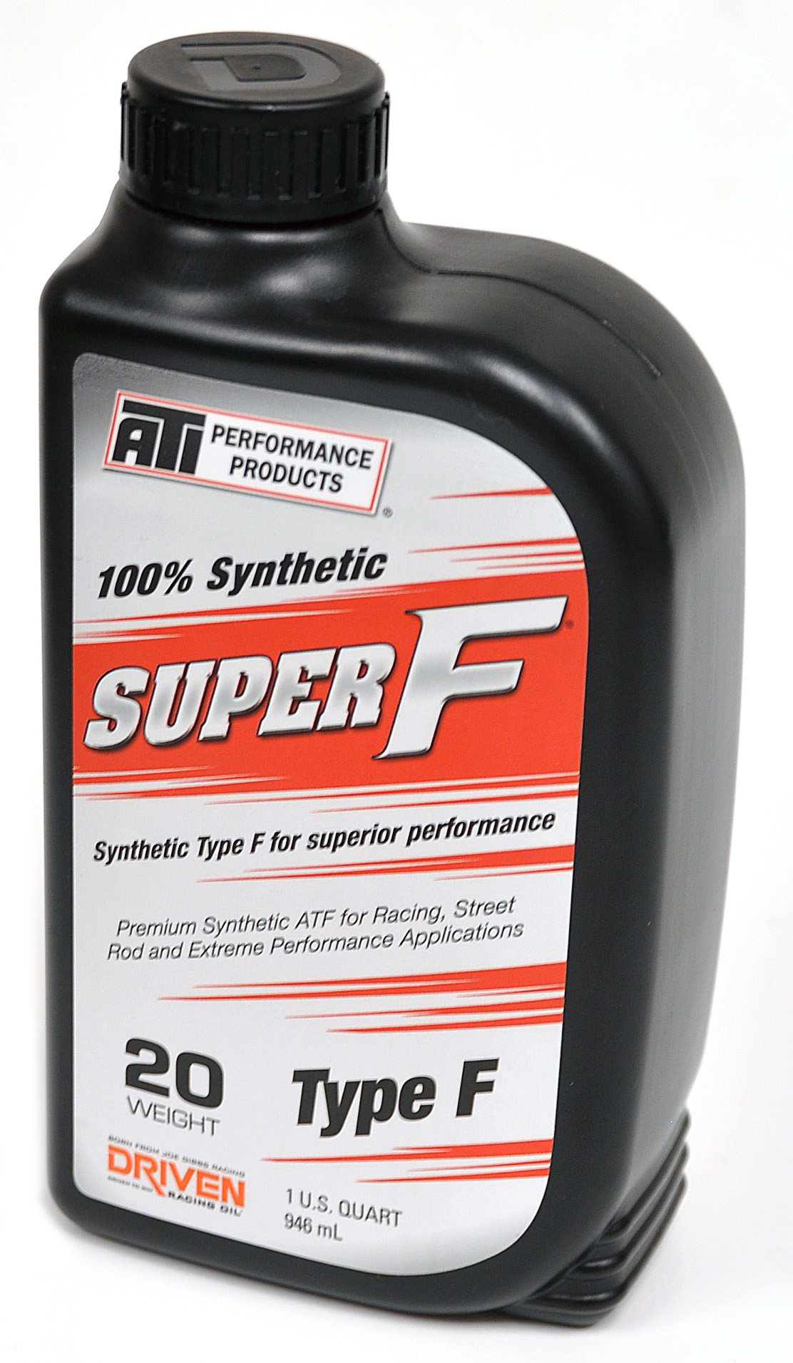 ATI Super F Synthetic Type F Transmission Fluid ATF (Case of 12) by ATI Performance Products