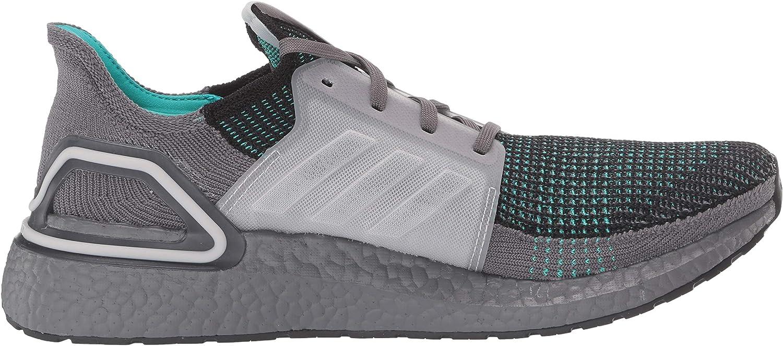 adidas Men's Ultraboost 19 Black/Grey/Grey