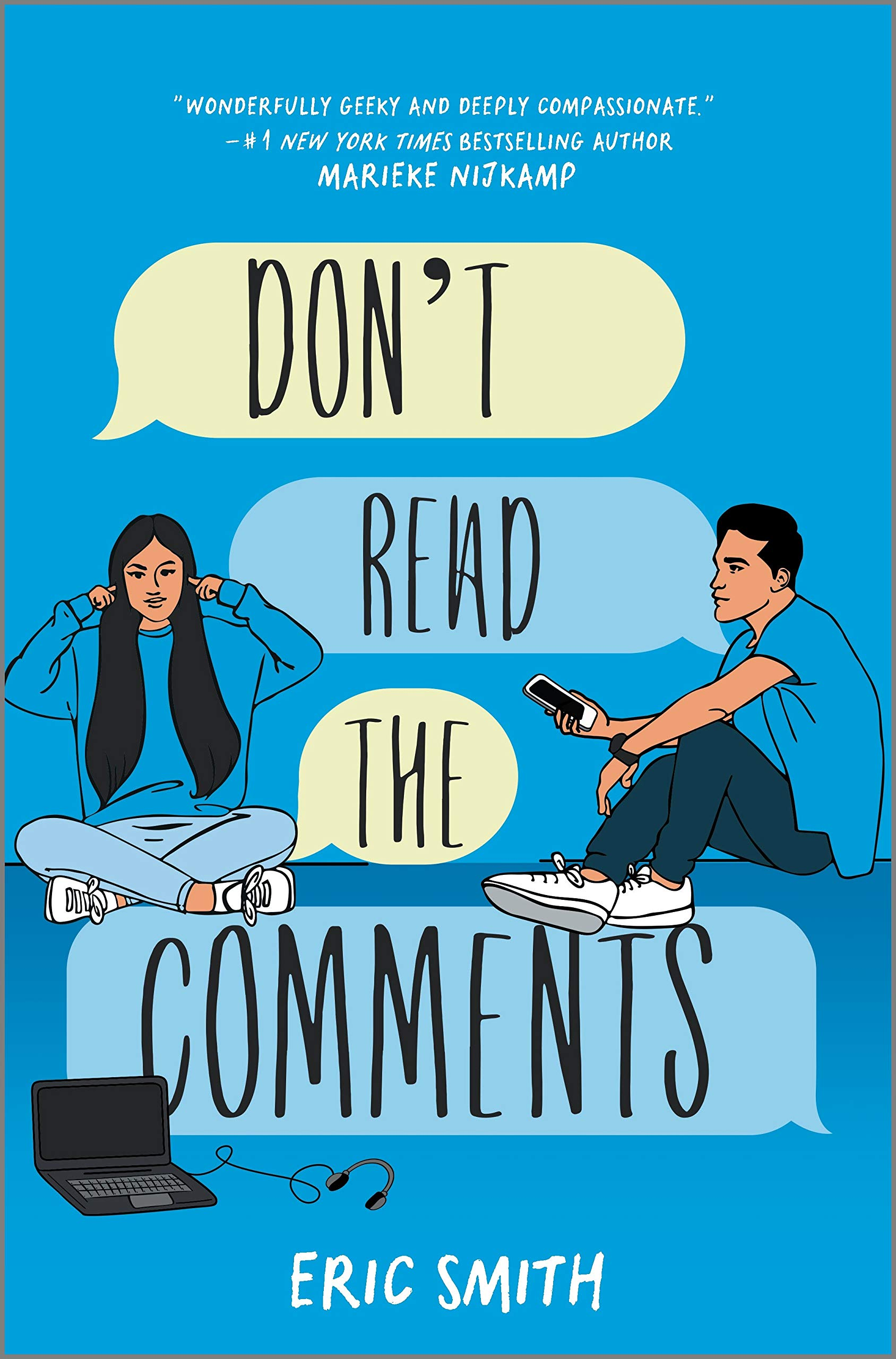 Amazon.com: Don't Read the Comments (9781335016027): Smith, Eric: Books