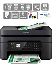 Epson WorkForce WF-2830DWF Print/Scan/Copy/Fax Wi-Fi Printer with ADF