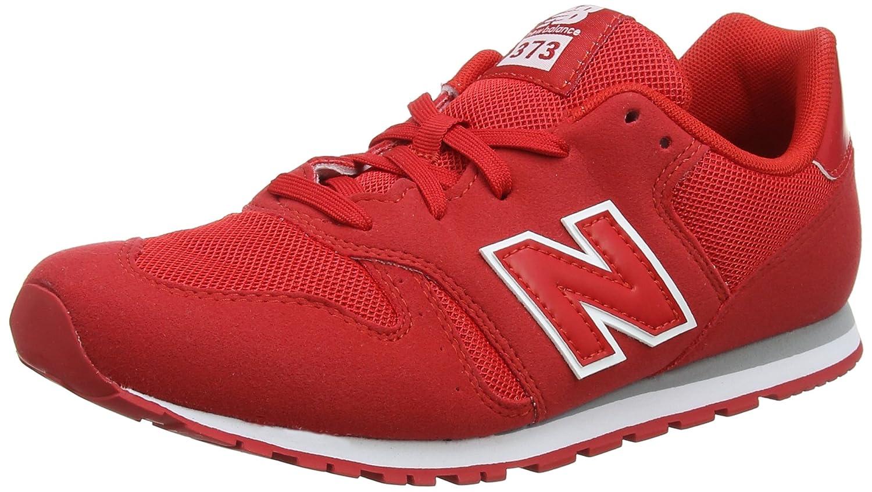 New Balance Kj373y, Zapatillas Unisex Niños 32.5 EU|Rojo (Red)