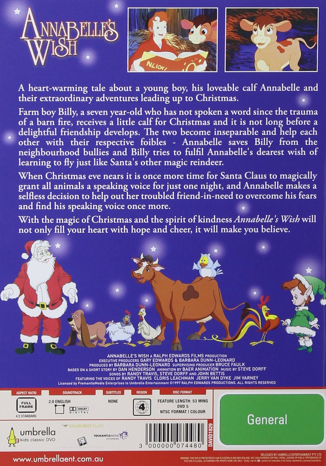 Annabelle's Wish by Imports