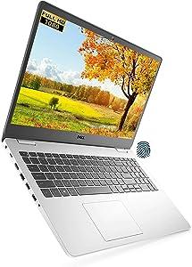 2021 Newest Dell Inspiron 3000 Laptop, 15.6 FHD LED-Backlit Display, AMD Ryzen 3 3250U Processor, 12GB DDR4 RAM, 128GB PCIe SSD + 1TB HDD, Online Meeting Ready, Webcam, HDMI, FP Reader, Win10 , White
