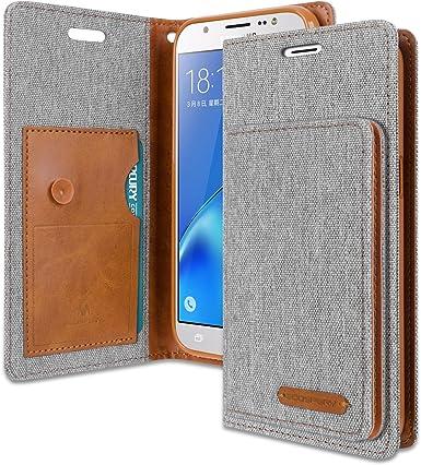 Amazon.com: Galaxy J5 2016 Funda portafolios con gratis 5 ...