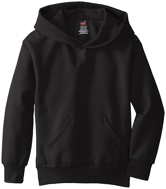 Hanes Big Boys Eco Smart Fleece Pullover Hood
