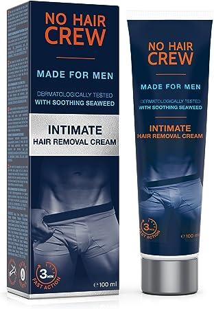 Una opción suave para eliminar el vello de tus zonas íntimas (ingle, escroto y nalgas).,Sin riesgo d