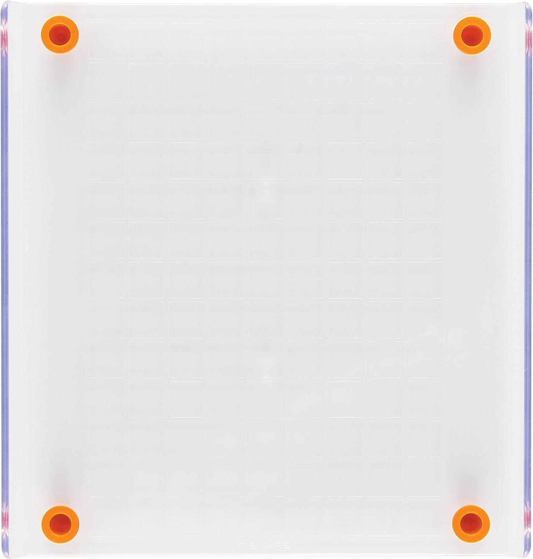 Fiskars 106190-1001 Clear Stamp Block Press