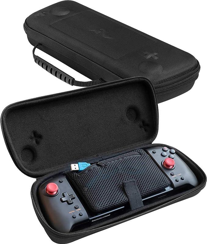 ButterFox Grip - Funda de transporte para Hori Nintendo Switch Split Pad Pro controlador y ButterFox Dockable Grip: Amazon.es: Electrónica