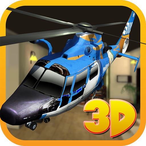 Helicopter Absolute RC Simulator Plane Flight Simulation: Drone Flying And Parking Game 2018 Free For Kids ()