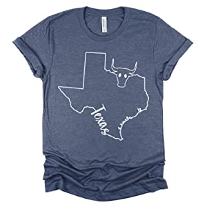 Texas Shirt, Proud Texan, Texas Girl, Texas Gifts, State Shirt, True Texan, Texas Pride, Lone Star Girl, State Roots Tee, State Made Tee, Home Tee, bella canvas, xs-4xl, women tops