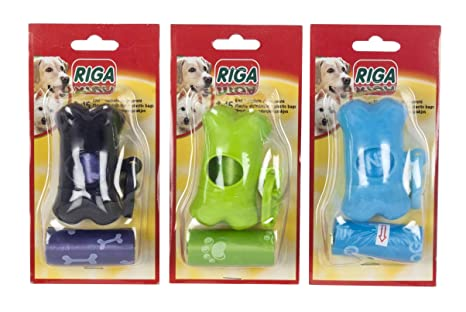 Riga 003530 - Dispensador de bolsas de basura con diseño de ...