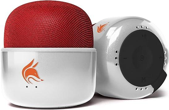 Mini Altavoz Bluetooth Con Radio Fm Un Elegante Altavoz Pequeño Con Un Gran Sonido De 5 W Altavoz Inalámbrico Para Iphone Ipad Smartphone Tamaño De Bolsillo Portátil Electronics