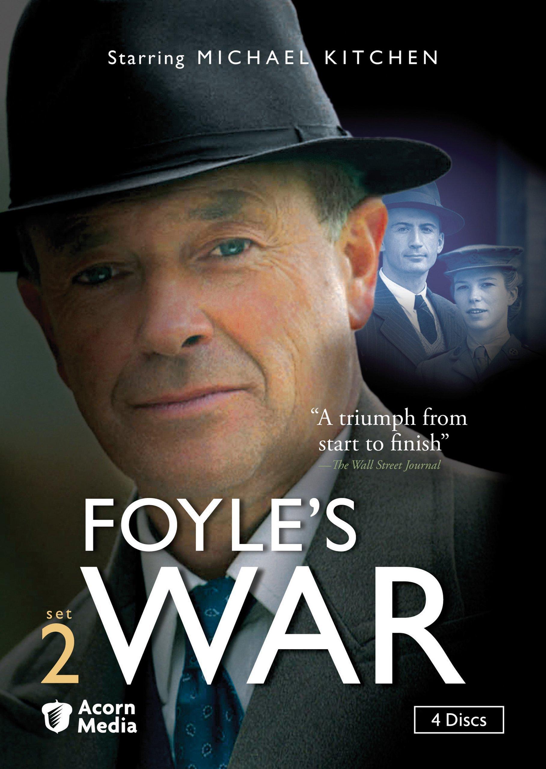 Foyle's War, Set 2