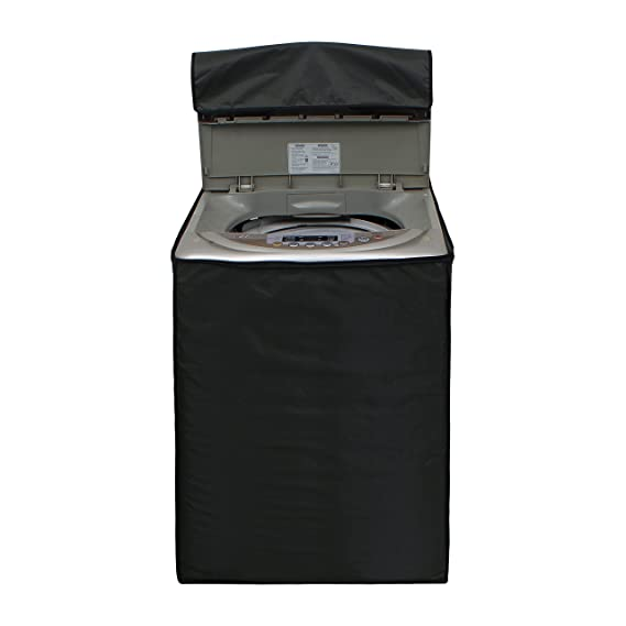 Lithara Military Washing Machine Cover for Panasonic NA F65H6 Fully Automatic 6.5 kg Washing Machine Covers