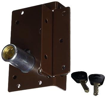 JIS 074108 - Cerradura seguridad cgs sanson 5240, pintada, Izquierda: Amazon.es: Bricolaje y herramientas