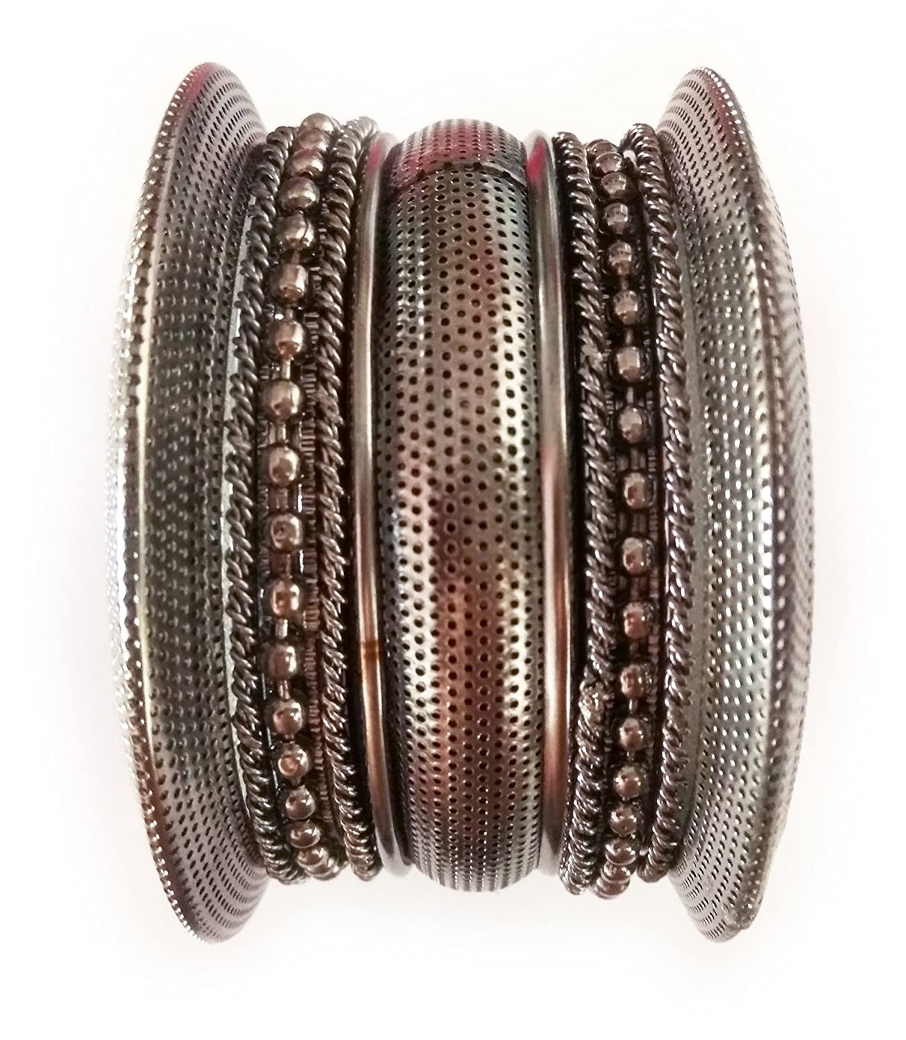 metal bangles claire s mixed pack