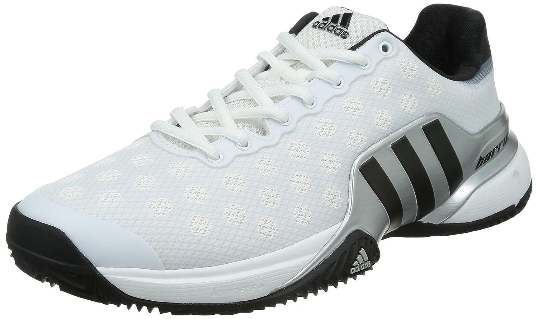 Adidas - Barricarde 2015 Clay (Weiß Silber Schwarz)