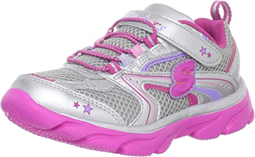 Youth Girl/'s Skechers Dream N Dash-Super Spark Shoes