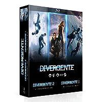 Divergente - Coffret: Cinq destins, un seul choix + L'insurrection + Au-delà du mur [Blu-ray]