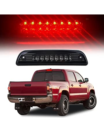 High Mount Stop Lights Full Rear LED 3RD Third Red Brake Tail Light Replacement fit for