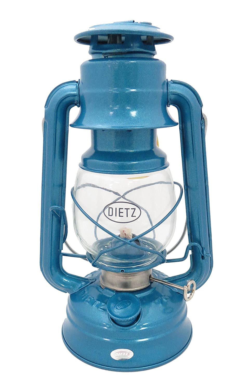 Amazon.com : Dietz 76 Original Oil Burning Lantern (Blue) : Garden ...