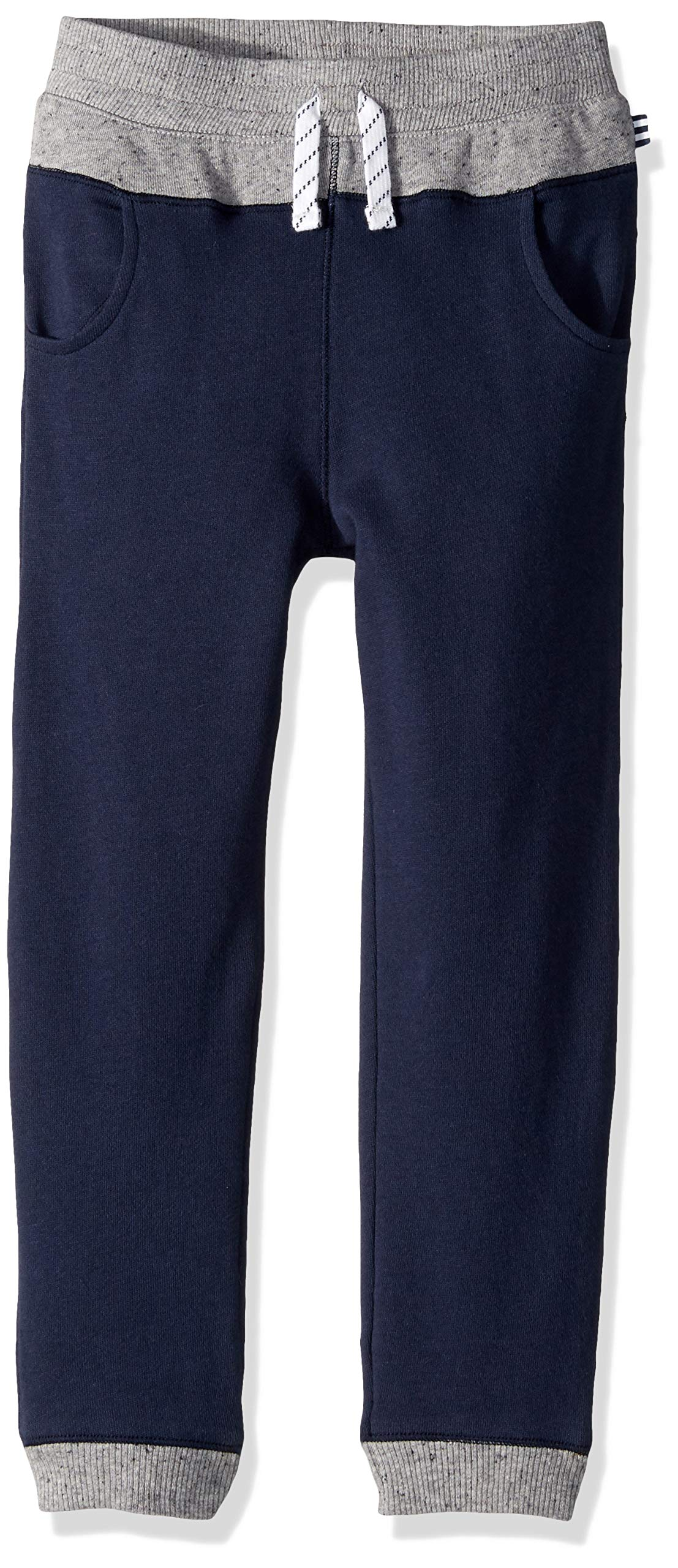 Splendid Toddler Boys SA Washed Baby French Terry Jogger, True Navy, 4T