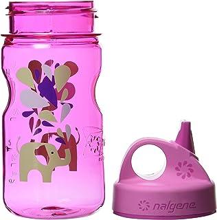 Nalgene bottle Everyday Plastic Grip N Gulp Kunststoffflasche Everyday Grip-n-Gulp Blau 0.35 l by Nalgene Seepferdchen