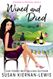 Wined and Died: Book 8 of the Stranded in Provence Mysteries