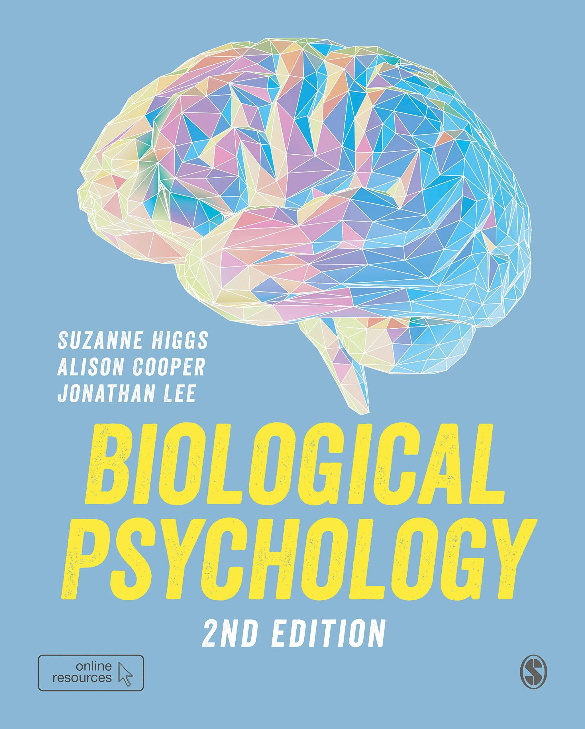 Biological Psychology Amazon Co Uk Suzanne Higgs Alison