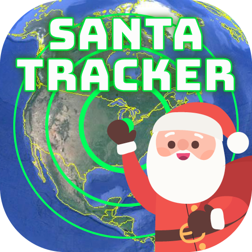 Santa Tracker : Track Santa Worldwide ! (Santa Good And Bad List For Kids)